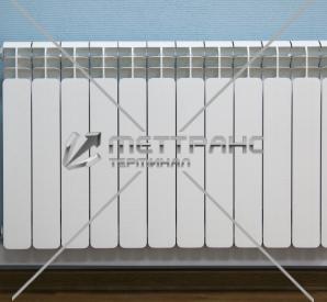 Радиатор биметаллический в Омске