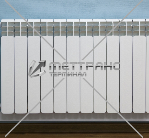 Радиатор отопления в Омске